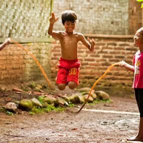 by Jaka Ferdiyanto - Babies & Children Children Candids