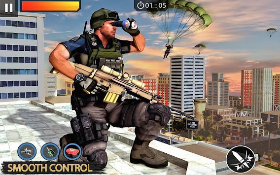Cover Shoot: Elite Sniper Strike APK screenshot thumbnail 2