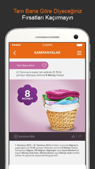 Migros Turkey Screenshot 1