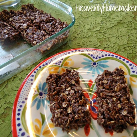 Low Sugar Almond Fudge Bars
