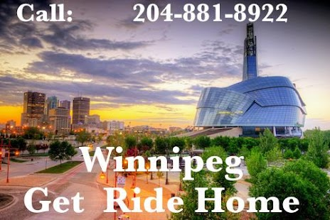 Ride Home Winnipeg - screenshot
