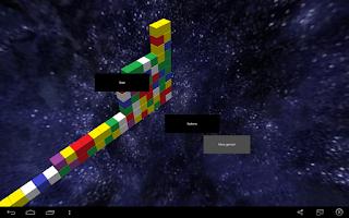 Screenshot of !3D Bubble Breaker