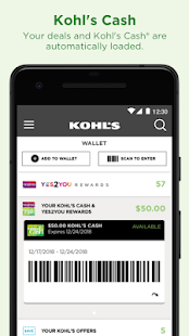 Kohl's: Scan, Shop, Pay & Save for pc