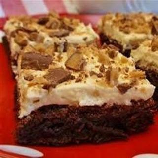 Irish Cream Brownies Brownie Mix Recipes