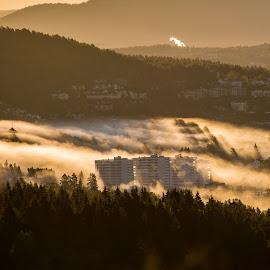 by Mates Bogdan - Landscapes Mountains & Hills