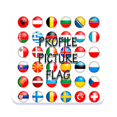 picture profile flag APK for Bluestacks