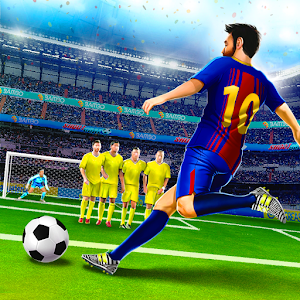 Shoot 2 Goal: World League 2018 Soccer Game Icon