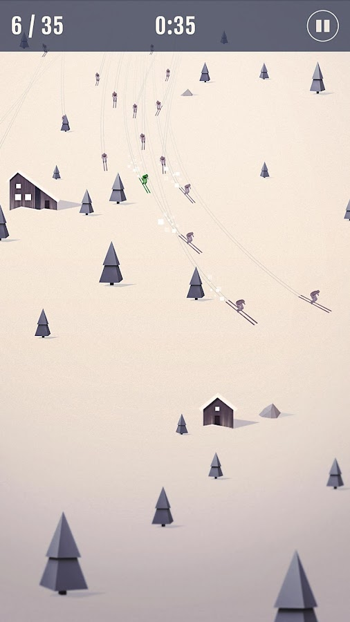 Ski Race Club Screenshot 1