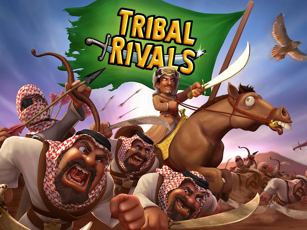 Tribal Rivals Screenshot 12