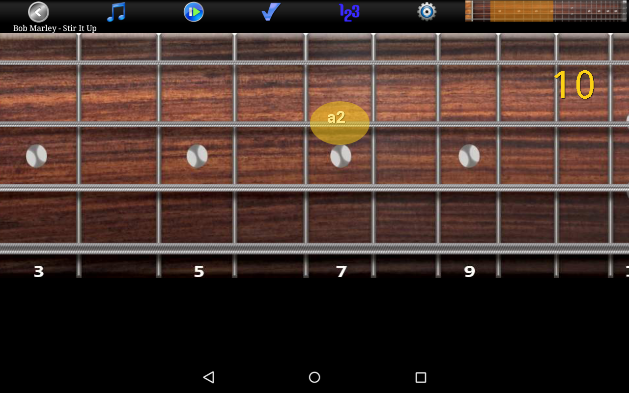 Bass Guitar Tutor Pro Screenshot 15