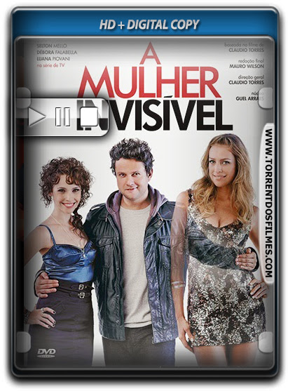 A Mulher Invisível 2 Temporada Torrent Nacional - Download HDTV 1080p