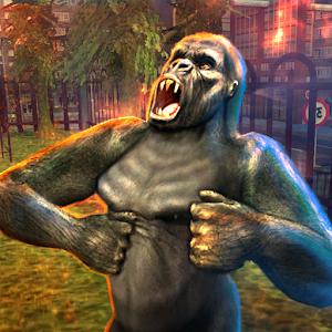 Cover art Angry Gorilla Simulator 3D