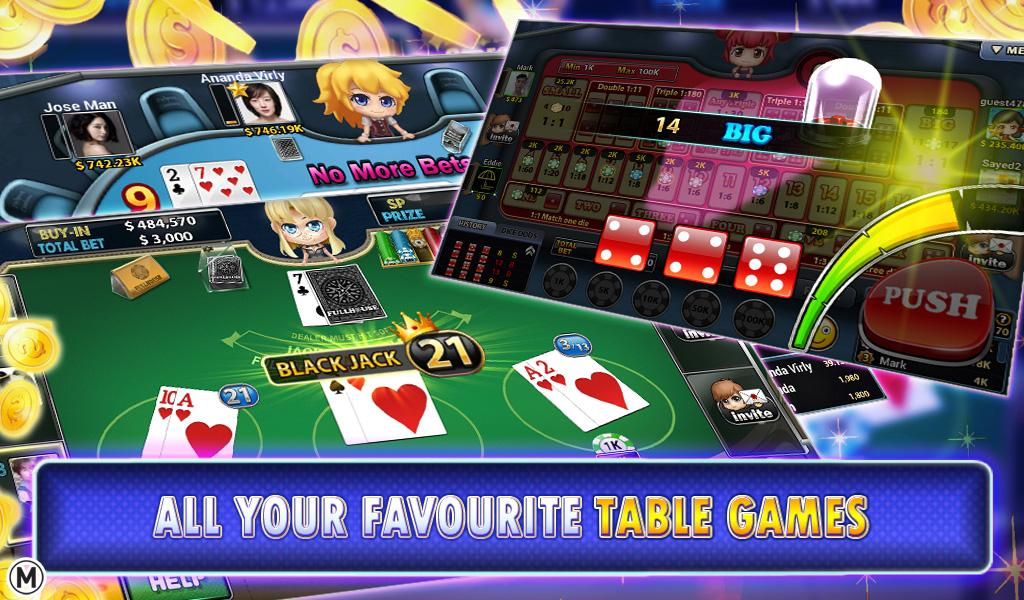 Full House Casino- Lucky Slots Screenshot 5