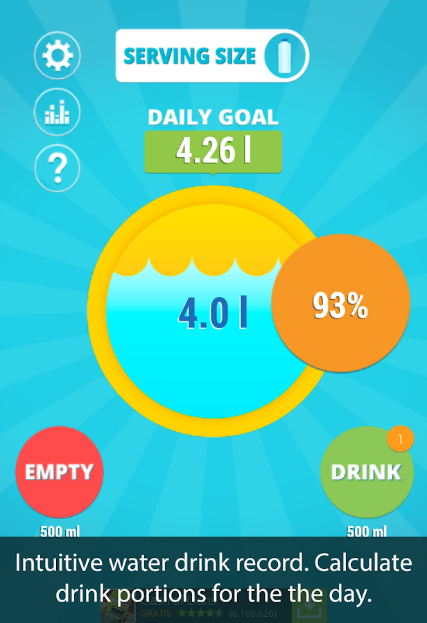 Aqualert:Water Tracker Premium Screenshot 10