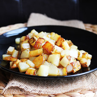 Simple Skillet Breakfast Potatoes