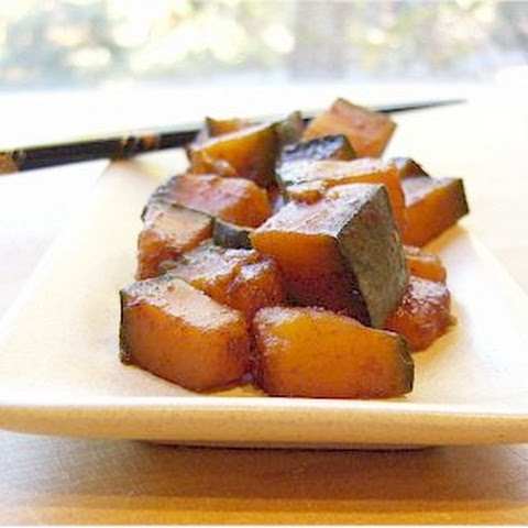 Quick Asian-Spiced Squash