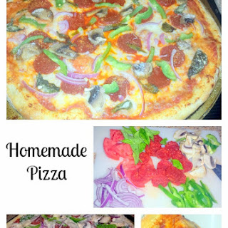 Homemade Pizza*