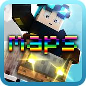 Mapcraft – Maps for Minecraft PE Addons APK for Bluestacks