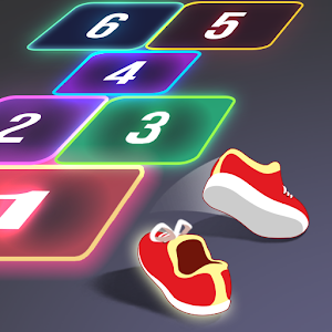 Hopscotch: Back to childhood Online PC (Windows / MAC)