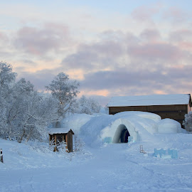 The Ice Hotel - Norway by Judith Deacon - Buildings & Architecture Office Buildings & Hotels