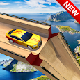 Tricky Car Stunt Offroad Racing