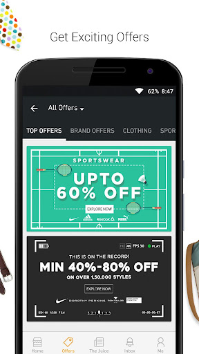 JABONG ONLINE SHOPPING APP screenshot 7