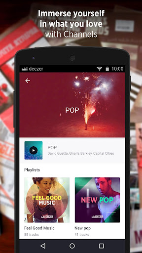 Deezer: Music&Song Streaming screenshot 3