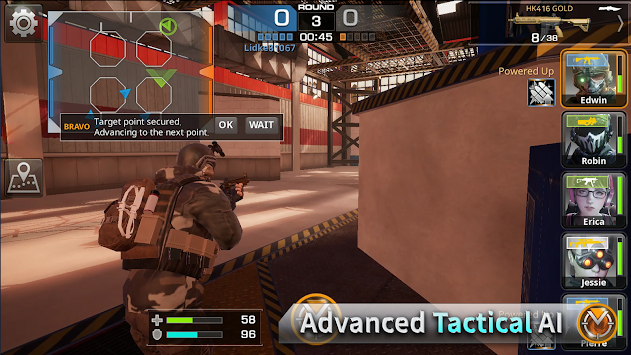 Combat Squad apk screenshot