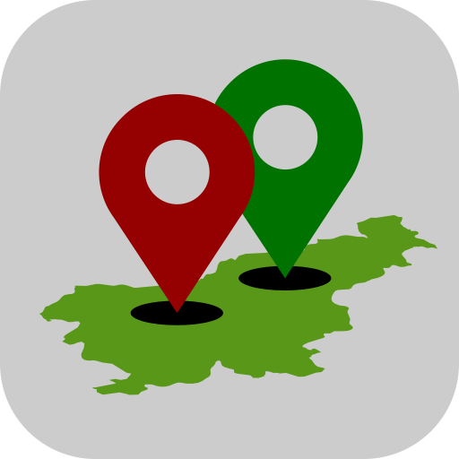 Android aplikacija Mesta Slovenije 2018 na Android Srbija