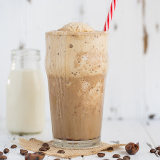 Coffee Ice Cream Frappe Recipes