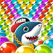 Bubble Shark & Friends Icon