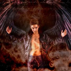 Angel by Emanuel Correia - Digital Art People