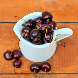 Cherry ripe by Heather Aplin - Food & Drink Fruits & Vegetables