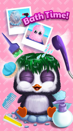 Baby Animal Hair Salon 3 For PC