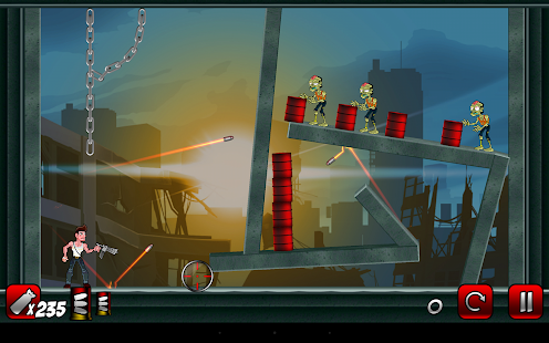 Game Stupid Zombies 2 APK for Kindle