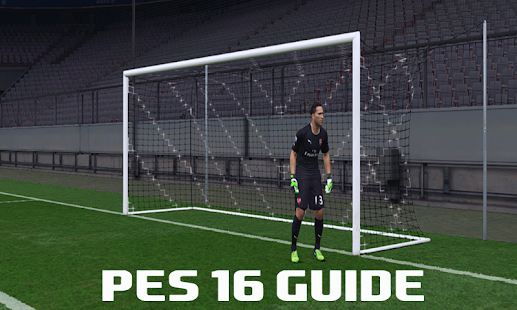 Guide PES 2016 - screenshot