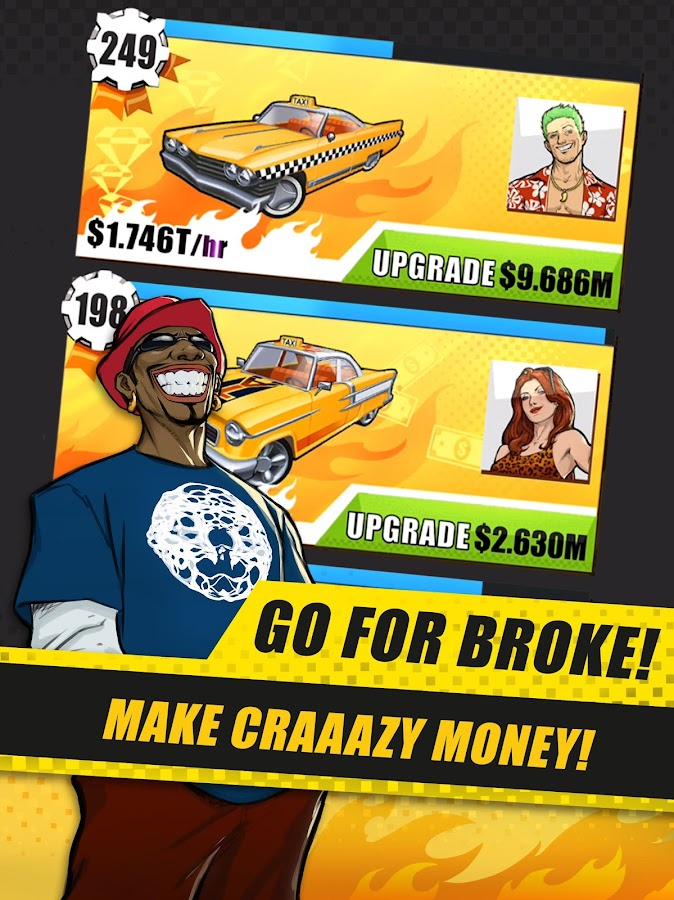 Crazy Taxi Tycoon Screenshot 8