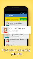 Screenshot of InstaMessage