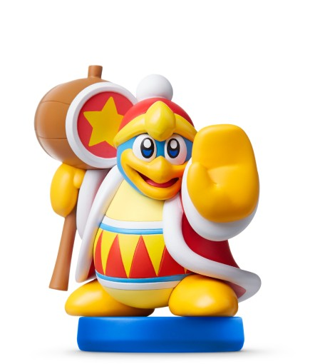 King Dedede figure - Kirby series