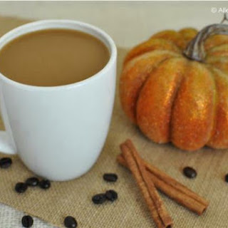 Dairy Free Pumpkin Spice Coffee Creamer (Vegan/No Sugar Added)