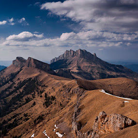 Tkhachs mountains by Alexander Bakhur - Landscapes Mountains & Hills (  )