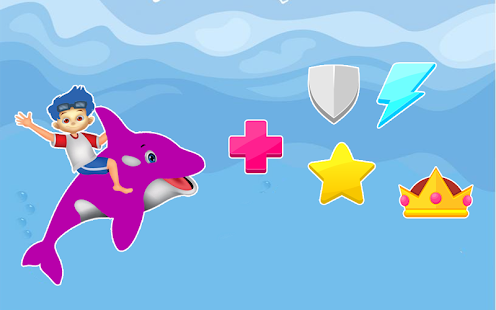Sky Guppies Whale Beach Free - screenshot