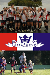 Elizabeth Rugby Club - screenshot