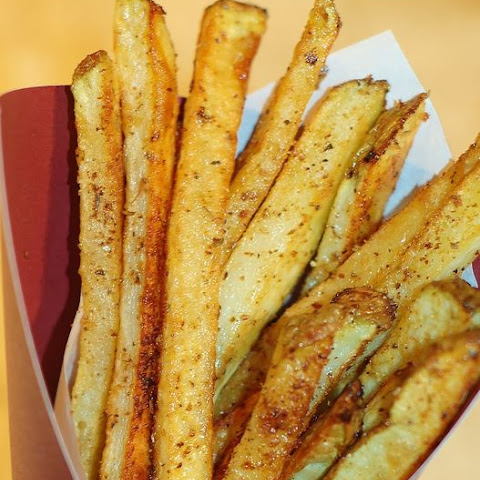 Skinny Oven Fries