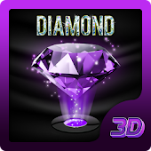 App Deluxe Diamond 3D Theme APK for Kindle