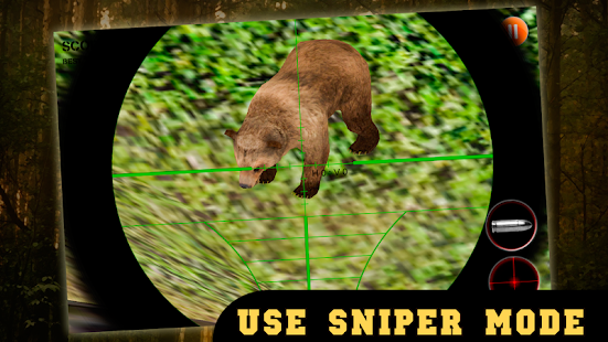 Bear Hunter 3D - screenshot