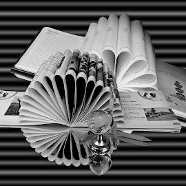 Books by Asif Bora - Black & White Objects & Still Life