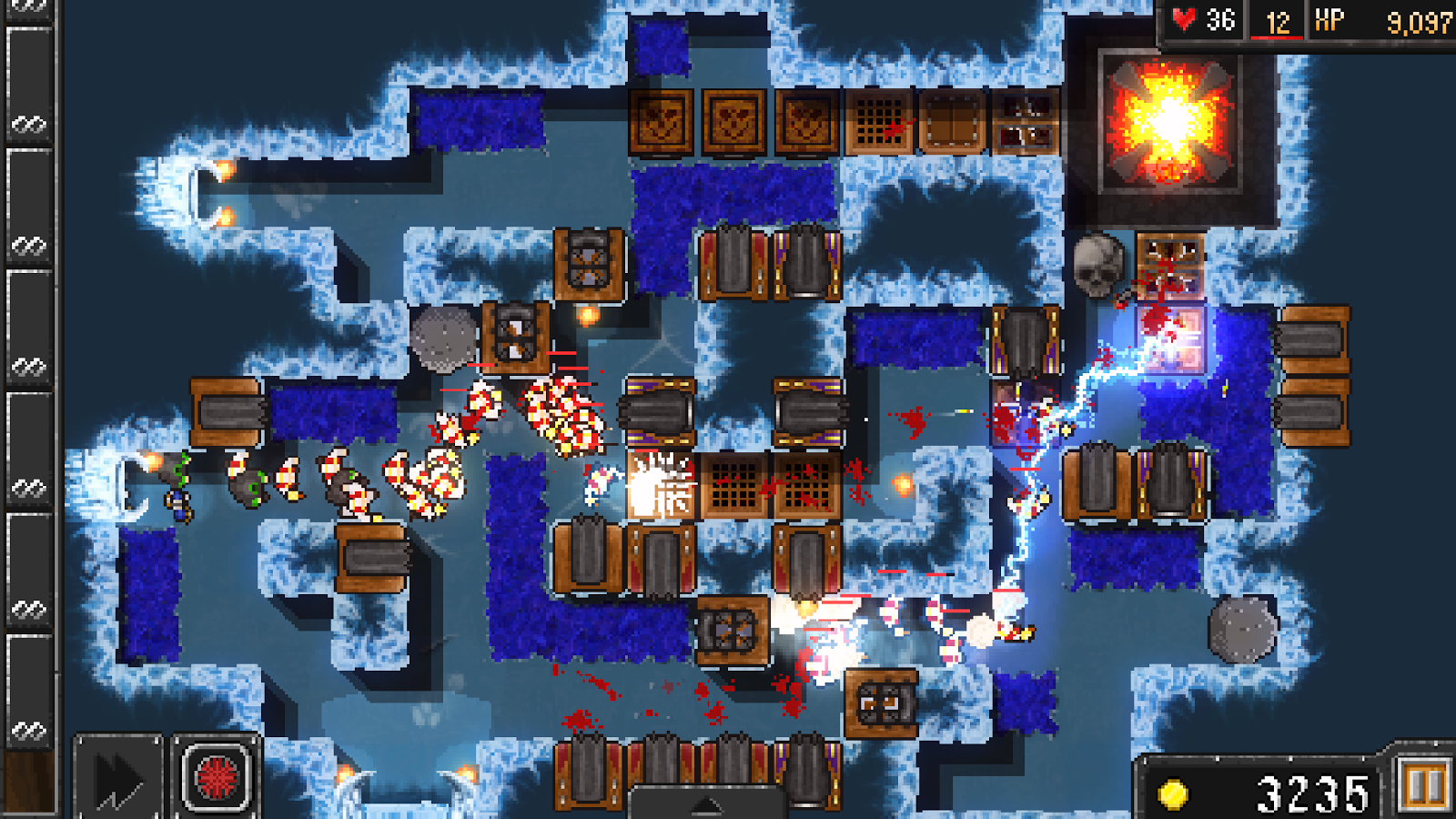 Dungeon Warfare Screenshot 1