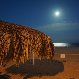 Cabo Night by Bill Konold - Landscapes Beaches