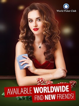 Poker Games: World Poker Club APK screenshot thumbnail 1